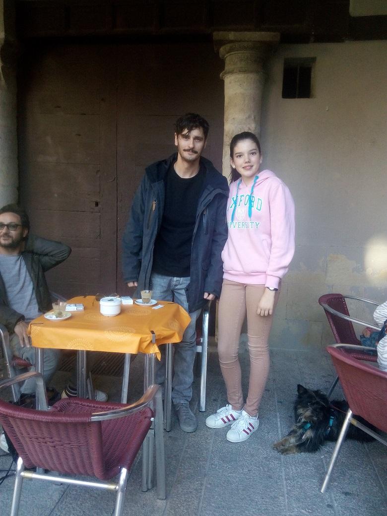 Tania y Antonio Lopez