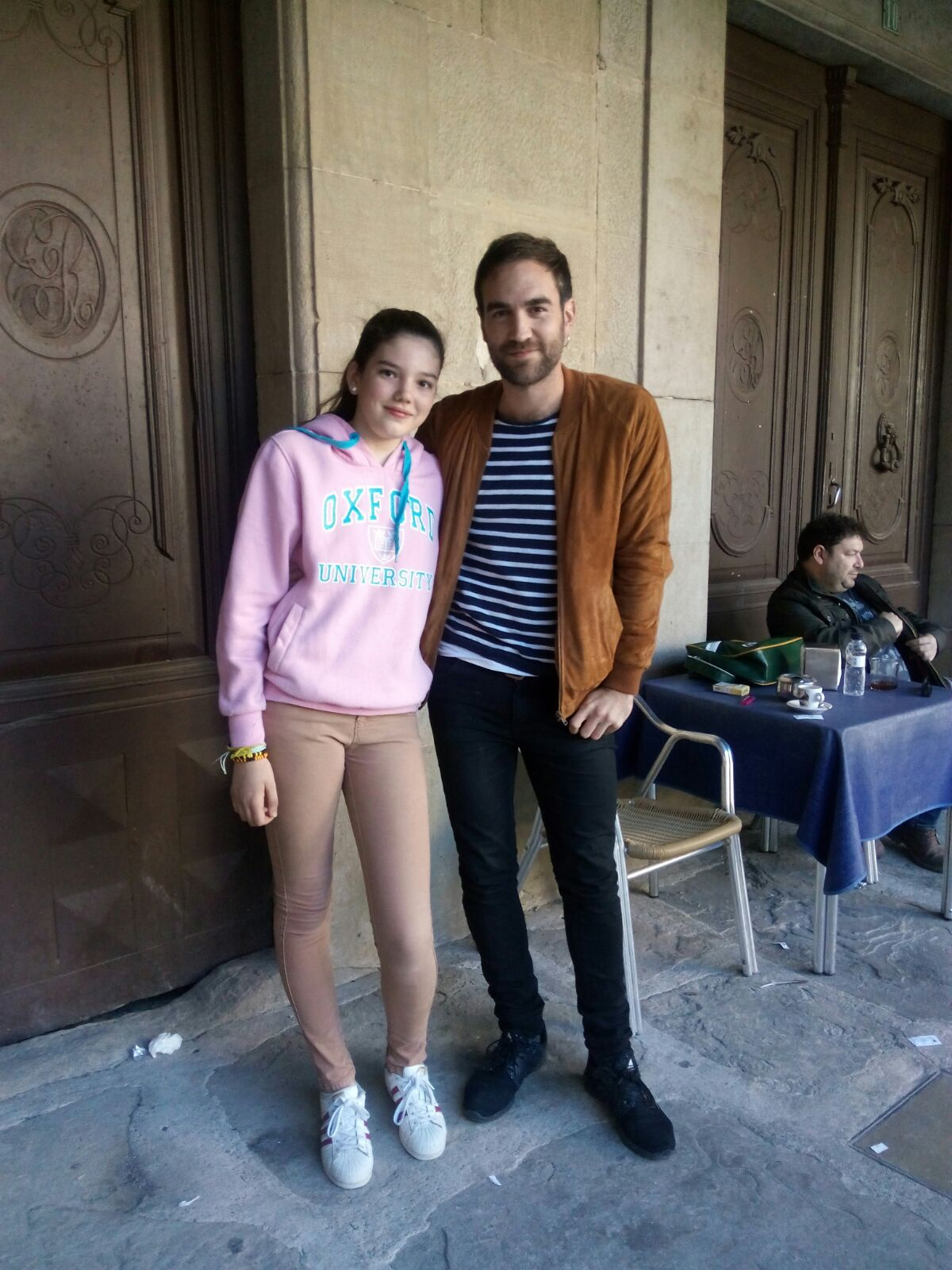 Tania y Jon Plazala